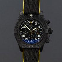 Breitling Avenger Hurricane 50mm Черный Aрабские
