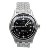 IWC Pilot Mark 38mm No numerals United States of America, New York, New York