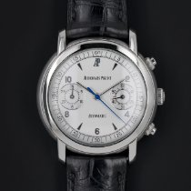 Audemars Piguet Jules Audemars Steel 39mm Silver Arabic numerals United States of America, Florida, Sunny Isles Beach