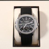 Patek Philippe Aquanaut Steel 40.8mm Black Arabic numerals United States of America, California, Los Angeles