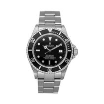 Rolex Sea-Dweller 4000 pre-owned 40mm Black Date Fold clasp