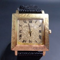 Blancpain Yellow gold Manual winding Gold 27mm pre-owned Villeret
