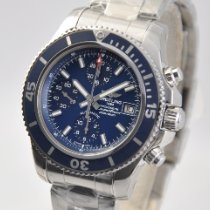 Breitling Superocean new 2021 Automatic Chronograph Watch with original box and original papers A13311D1/C971/161A