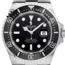 Rolex Sea-Dweller 4000 Zeljezo 43mm Crn