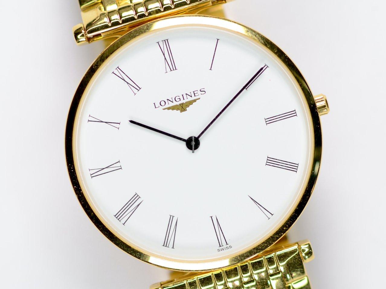 Longines La Grande Classique L4.755.2.11.7 2016 pre-owned
