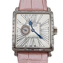 Roger Dubuis Ceas femei Golden Square Atomat folosit Doar ceasul