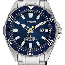 Citizen BN0201-88L Titanium Promaster 44mm new