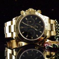 Rolex 116528 Or jaune 2008 Daytona 40mm occasion