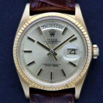 Rolex Day-Date 36 Gelbgold 36mm Schweiz, Geneva