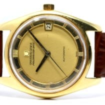 Universal Genève Yellow gold 34mm Automatic 169115 pre-owned