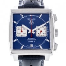 TAG Heuer Monaco Calibre 12 Steel 39mm