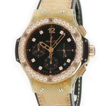 Hublot Red gold pre-owned Big Bang