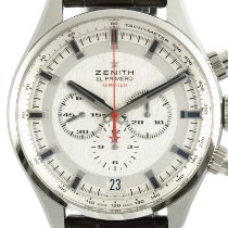 Zenith El Primero Sport Steel 46mm Silver