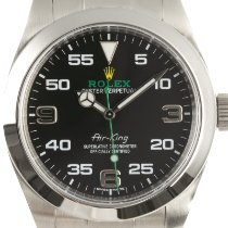 Rolex Steel 40mm Automatic 116900 pre-owned