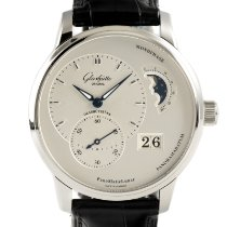 Glashütte Original Steel 40mm Automatic 1-90-02-42-32-05 new