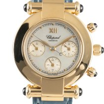 Chopard Imperiale Yellow gold 32mm Mother of pearl
