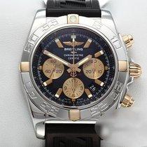 Breitling IB0110 Gold/Stahl 2013 Chronomat 44mm gebraucht Deutschland, München