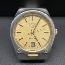 Heuer Steel 39mm Automatic 361.705 pre-owned