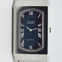 Omega De Ville 155.007 Very good Steel 27mm Automatic