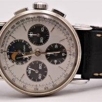 Philip Watch Stahl 32,5mm Handaufzug 3062 gebraucht