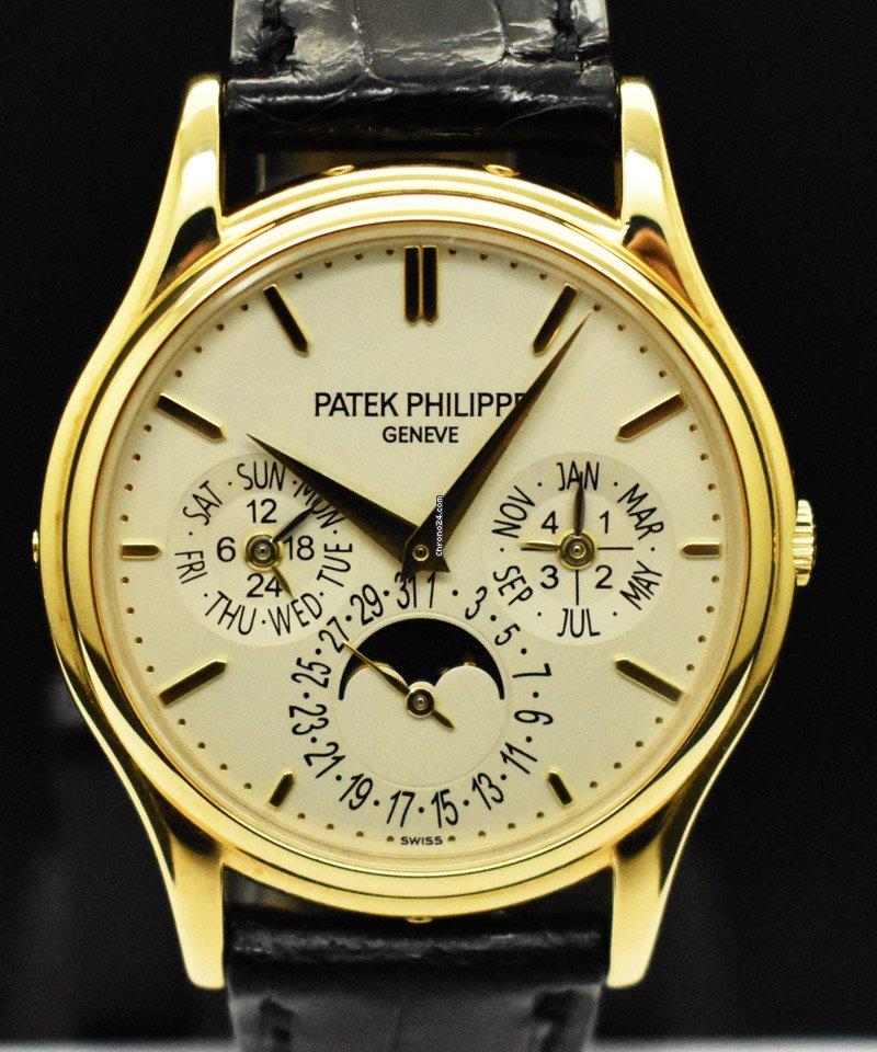 Patek Philippe Perpetual Calendar 5140J-001 2008 usados