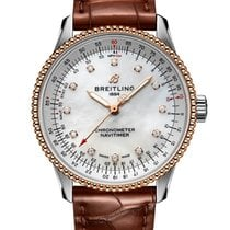Breitling Gold/Steel 35mm Automatic U17395211A1P1 new