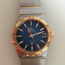 Omega Constellation Men 123.20.38.21.03.001 Good Steel 38mm Automatic South Africa, Table View