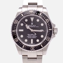 Rolex Sea-Dweller 4000 Steel 40mm No numerals