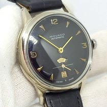 Movado A 212 0785 Very good Steel 35mm Automatic