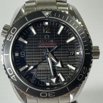 Omega Seamaster Planet Ocean Steel Blue