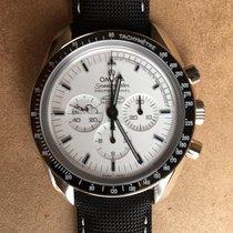 Omega Speedmaster Professional Moonwatch Aço 42mm Branco Sem números Portugal, PORTO