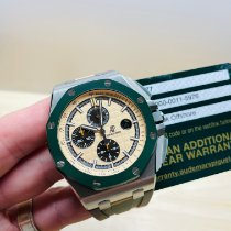 Audemars Piguet Royal Oak Offshore Chronograph 26400SO.OO.A054CA.01 Очень хорошее Сталь 44mm Автоподзавод