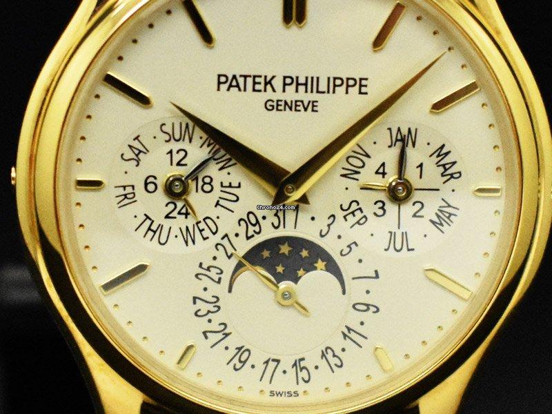 Patek Philippe Perpetual Calendar 5140J 2008 usados