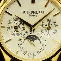 Patek Philippe Perpetual Calendar Желтое золото Cеребро