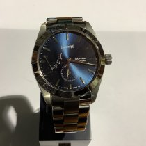Eberhard & Co. Steel 39,5mm Manual winding 21018 CA3 ACIER new