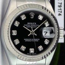 Rolex Lady-Datejust 79174 Sehr gut Weißgold 26mm