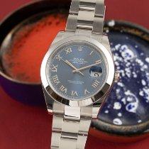 Rolex Datejust 126300 Foarte bună Otel 41mm Atomat
