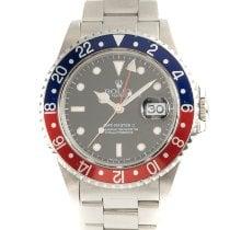 Rolex 16710 Stål 1999 GMT-Master II 40mm brugt
