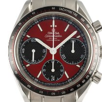 Omega Speedmaster Racing Zeljezo 40mm Crven