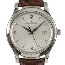 Jaeger-LeCoultre Master Control Date Steel 40mm Silver