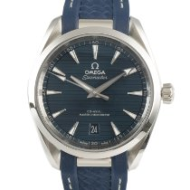 Omega Seamaster Aqua Terra new 2021 Automatic Watch with original box and original papers 220.12.38.20.03.001