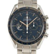 Omega Speedmaster Professional Moonwatch Stahl 42mm Blau Deutschland, Karlsruhe