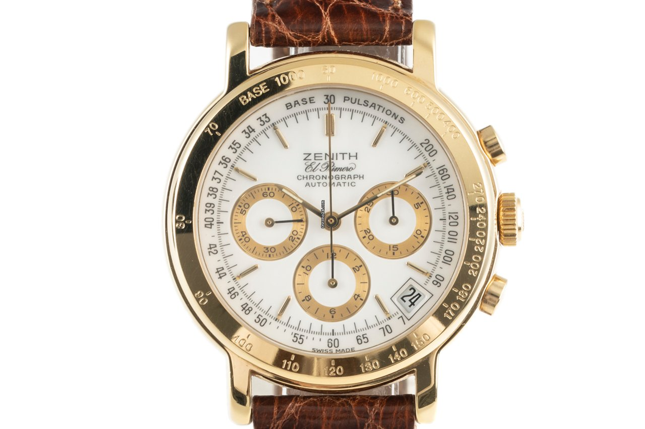 Zenith El Primero Chronograph 20.0250.400 1995 occasion