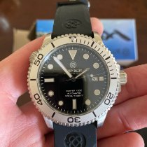 Deep Blue Steel 44mm Automatic new United States of America, New Jersey, Upper Saddle River