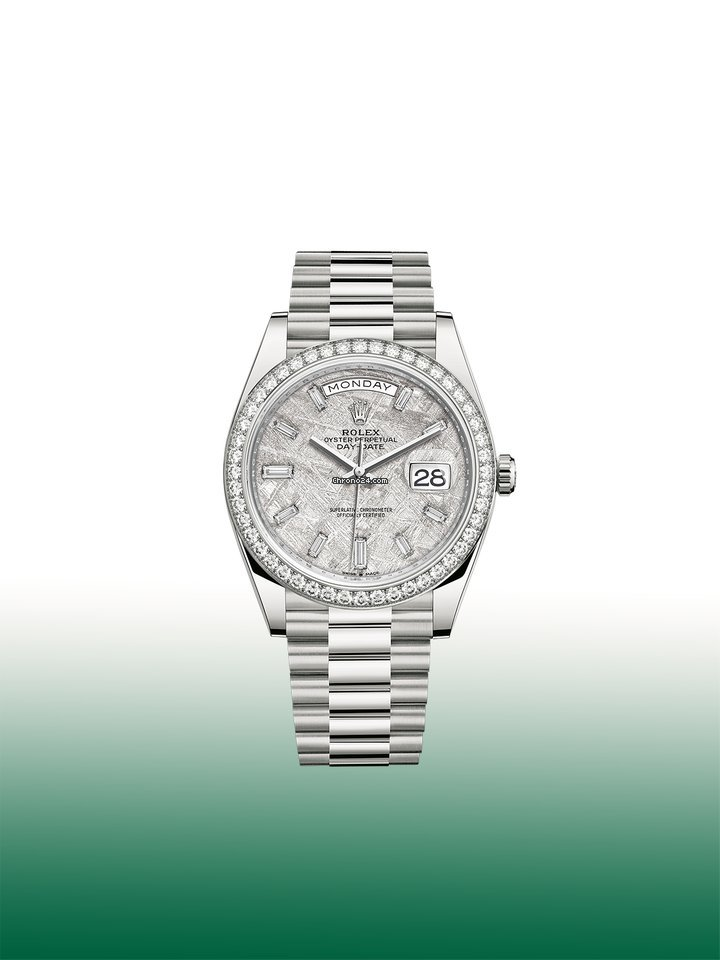 Rolex Day-Date 40 228349RBR 2021 pre-owned