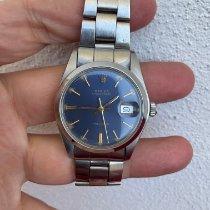 Rolex Oyster Precision Steel 34mm Blue No numerals United States of America, California, Mission viejo