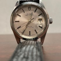 Tudor Prince Oysterdate Steel 38mm Silver No numerals United States of America, California, Brentwood