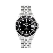 Tudor Submariner Steel 36mm Black No numerals United States of America, Pennsylvania, Bala Cynwyd