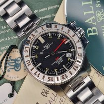 Ball Engineer Hydrocarbon GMT DG1016A Very good Steel 40mm Automatic Indonesia, Jakarta