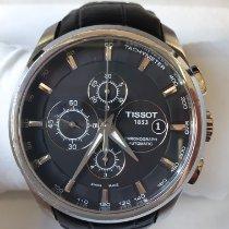 Tissot Couturier Сталь 43mm Черный Без цифр